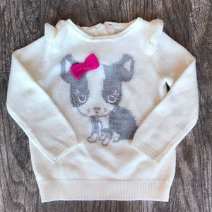 Gymboree Toddler Girls sweater